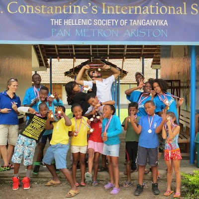 Image result for St Constantine's International School