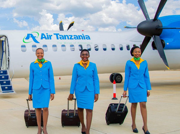 Image result for Air Tanzania Company Limited(ATCL)