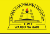 Career Opportunities at CHAMA CHA WALIMU TANZANIA-CCWT