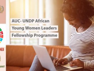 AUC-UNDP African Young Women Leaders Fellowship Programme 2019