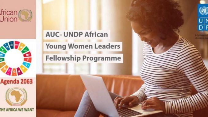AUC-UNDP African Young Women Leaders Fellowship Programme 2019