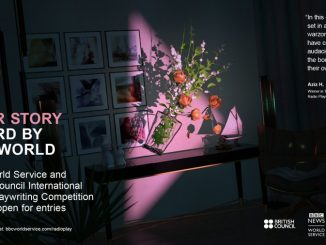 BBC World Service International Play Writing Competition