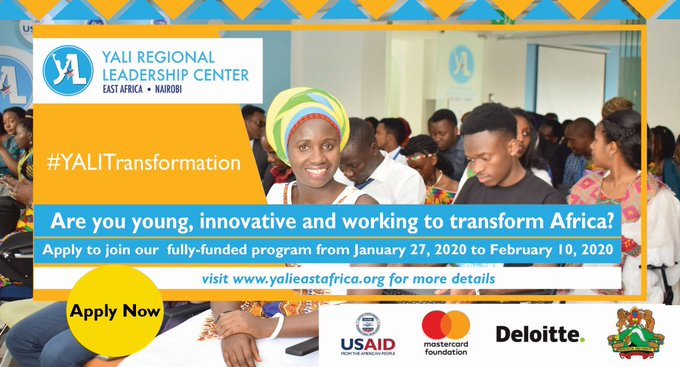YALI FELLOWSHIP 2020