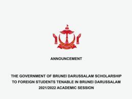 Brunei Darussalam Scholarships