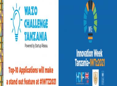 Wazo Challenge Tanzania