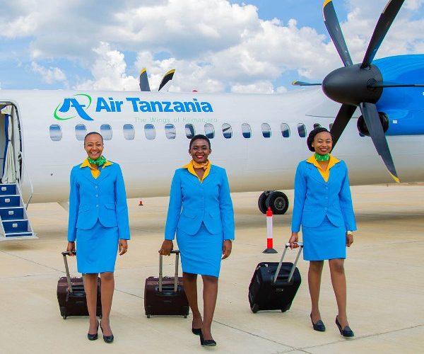 Air Tanzania jobs