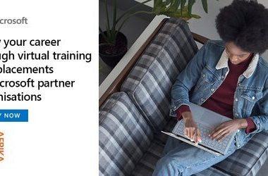 Microsoft Interns4Afrika Program 2021