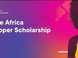 Google Africa Developer Scholarship (GADS)