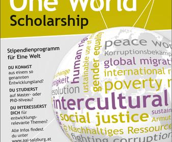 The AAI Salzburg grants scholarships